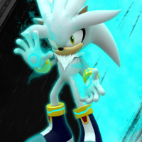 Silver The Hedgehog Avatar by ThexRealxBanks