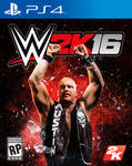 WWE 2K16 Cover Featuring Stone Cold Steve Austin!