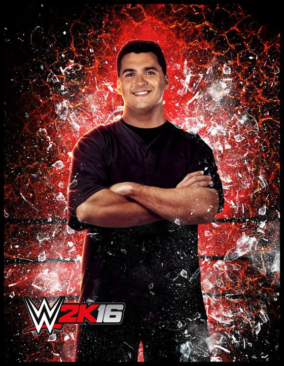 WWE 2K16 Shane McMahon...