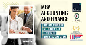 MBA in Accounting and Finance