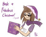 Have a Fabulous Christmas! by RejectedSG