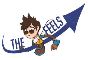 The Feels Overwatch by RejectedSG