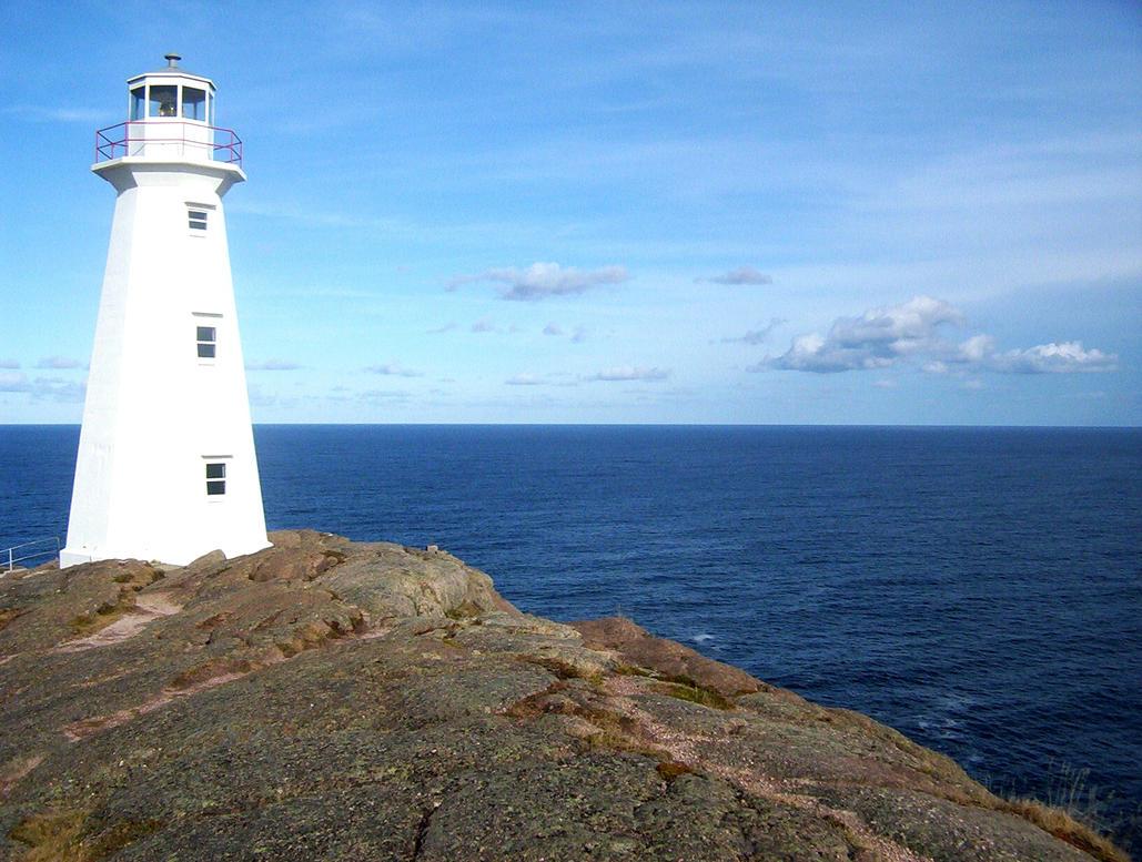 Lighthouse Tour Newfoundland