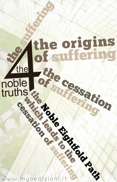 The Four Noble Truths by lotus82