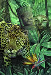 Jungle spirits by Odomi2
