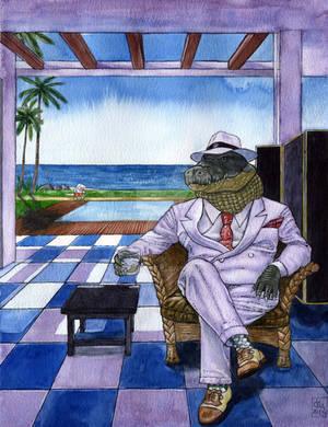 Sir Walter Croc by Odomi2