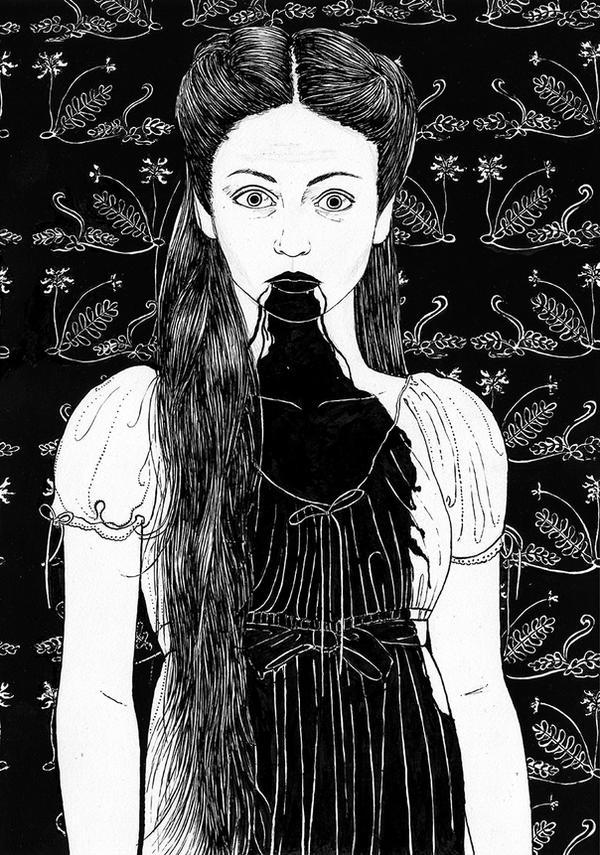 Carmilla by Odomi2