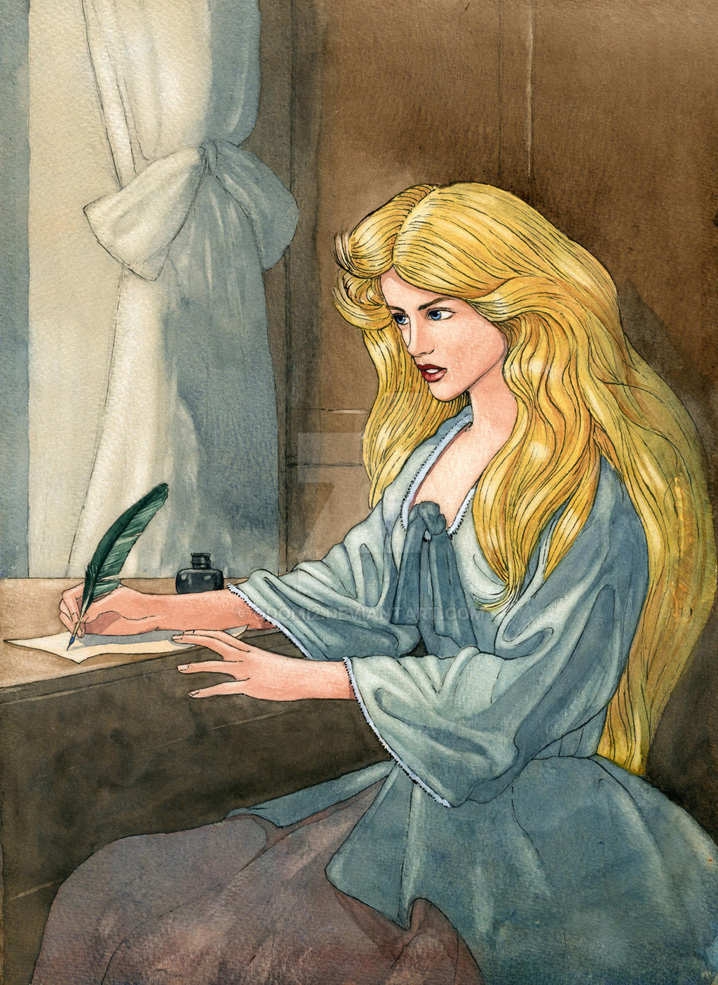 Elizabeth by Odomi2