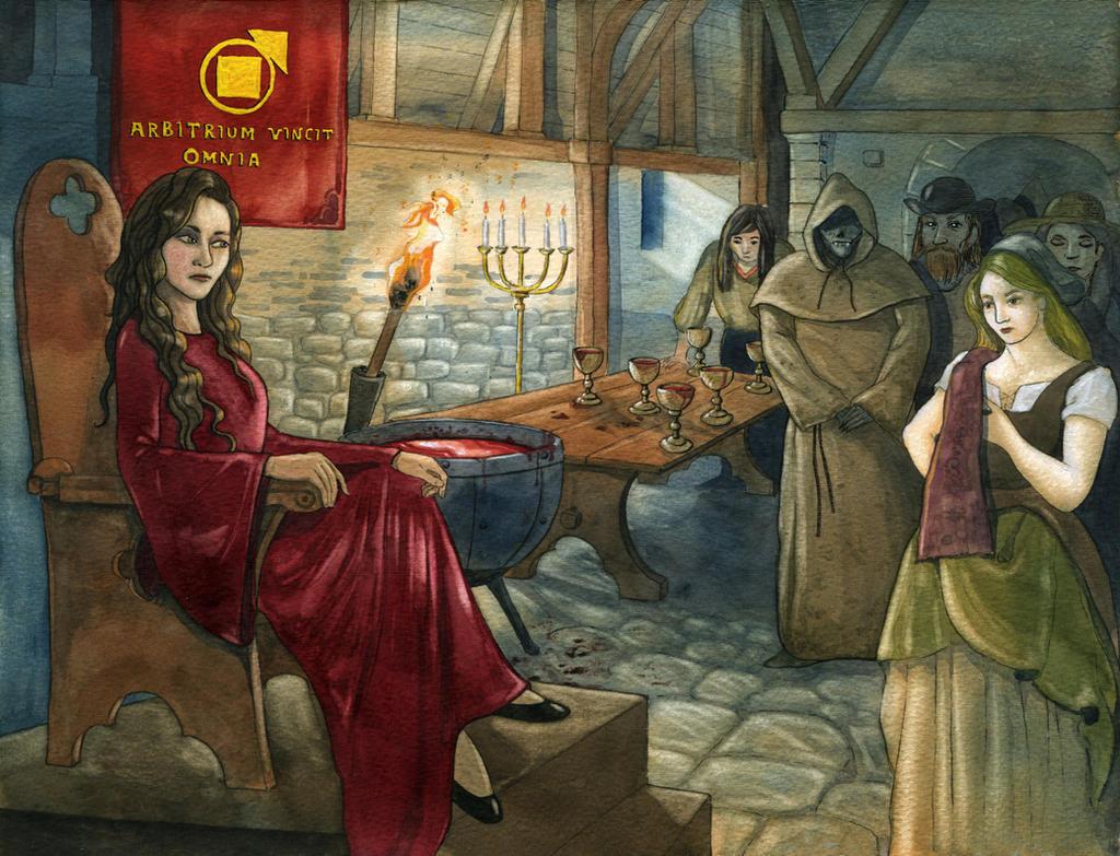 Magdalene by Odomi2