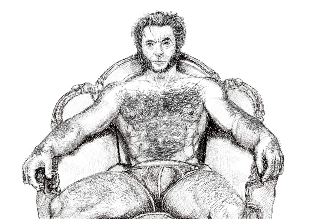 Wolverine by Durante