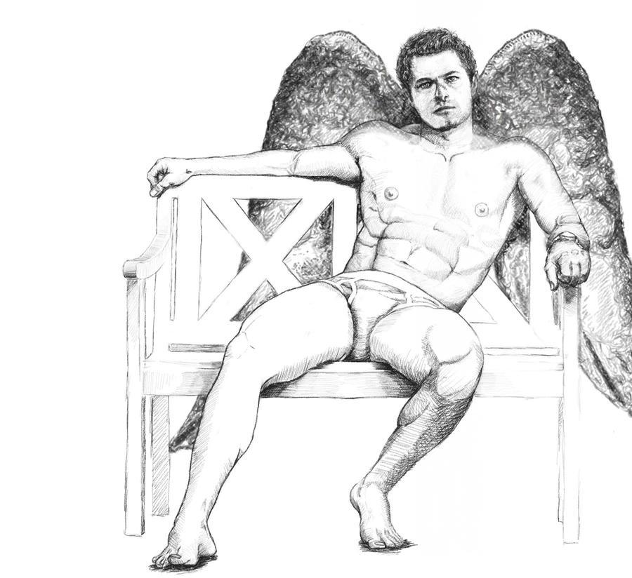 Castiel by Durante