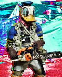Donald the Chainsaw Sodomite