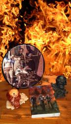 Paperbacks and Vinyl: Blood Magik (Book One) by c0rwyn