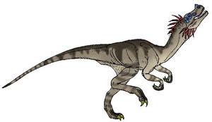 Ornitholestes by L34ndr0