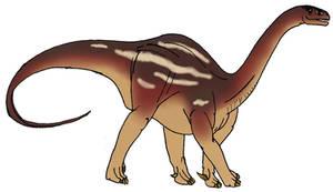 Unaysaurus by L34ndr0
