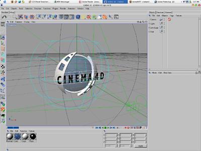 C4DPRTSCR by cinema4d