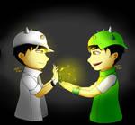 Photosynthesis Duo by IntonPutri