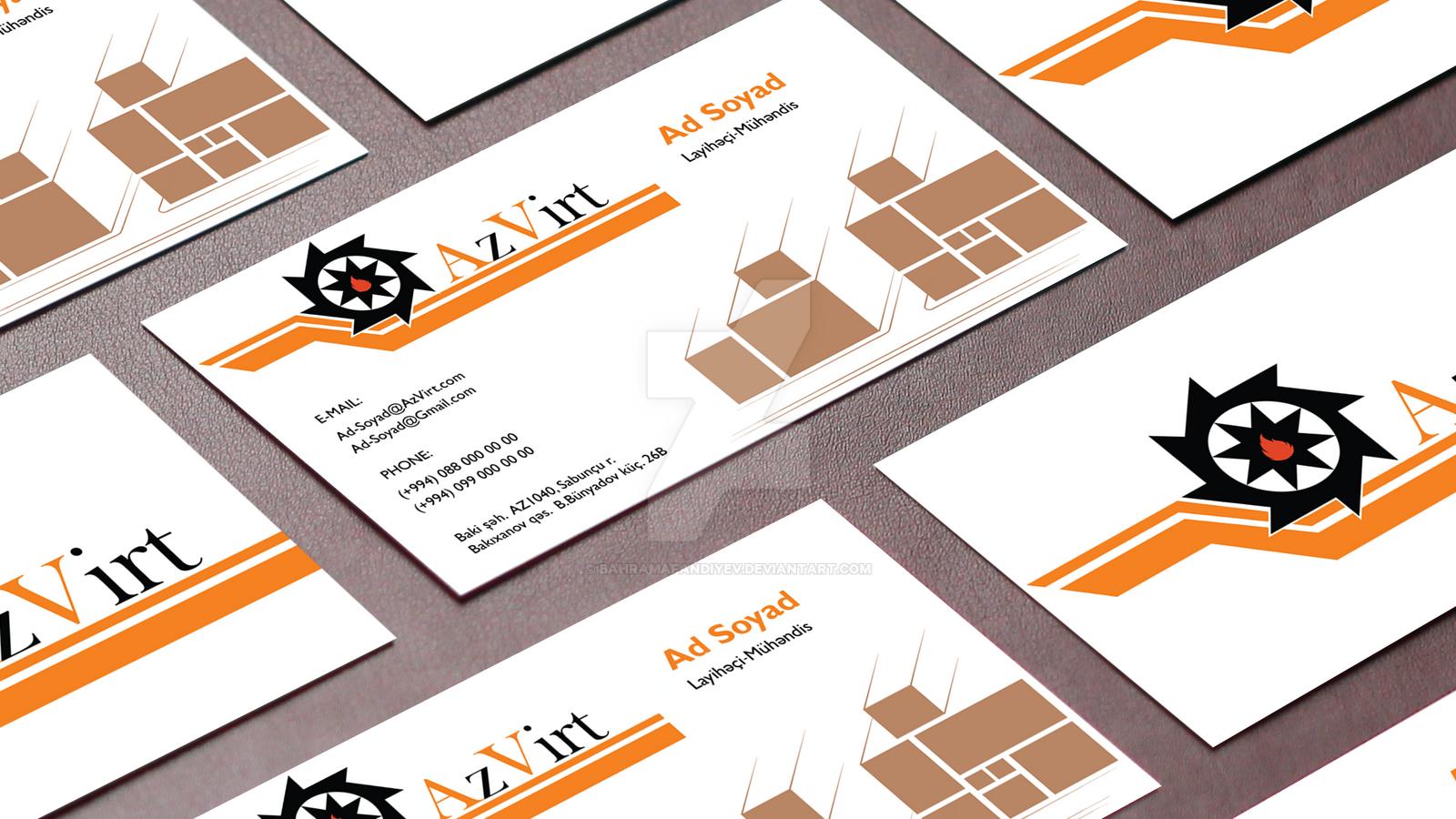 Business card azvirt by bahramafandiyev on deviantart business card azvirt by bahramafandiyev business card azvirt by bahramafandiyev magicingreecefo Gallery