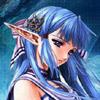 Blue Elf Avatar by Koika