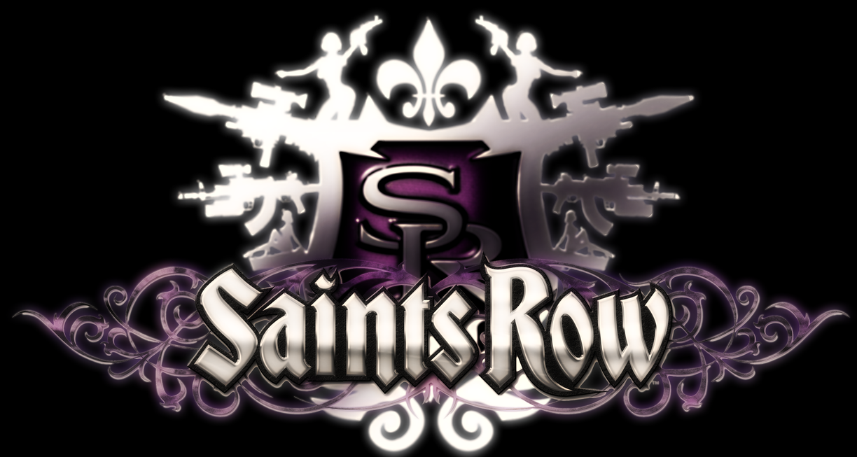 saints row logo combination wallpaper by andrewnuva199 on