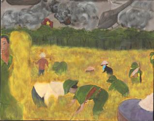 harvest crops by mtu96