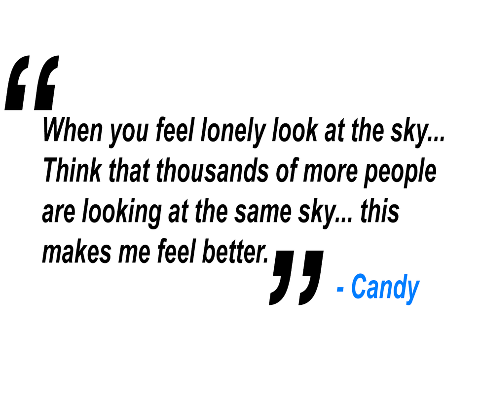 Candy's Quote [LIFE LESSON] by XzaphoX