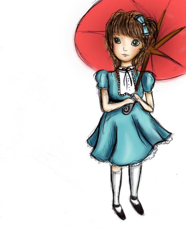 Umbrella. by Kimiko123