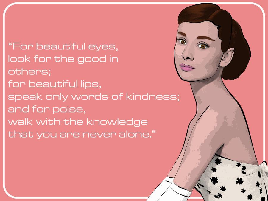 Audrey Hepburn Pop Art by LiquidSoulDesign on DeviantArt