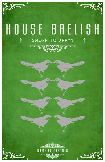 House Baelish by LiquidSoulDesign