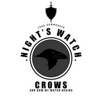 Night's Watch Badge by LiquidSoulDesign