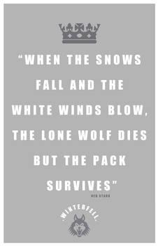 Eddard Stark Quote