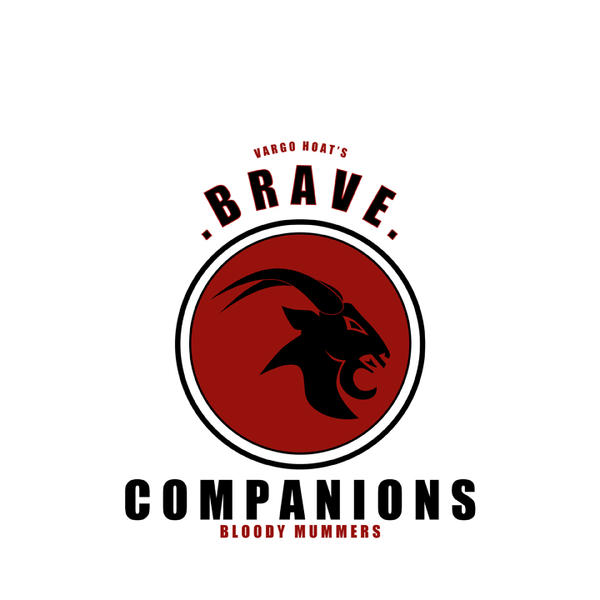 Brave Companions Sports Badge by LiquidSoulDesign