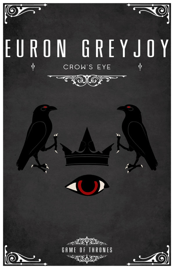 Euron Greyjoy Personal Sigil