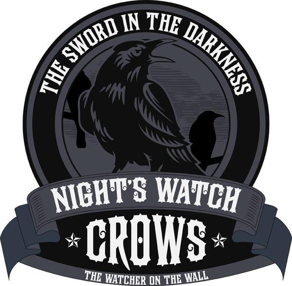 Night's Watch Crest by LiquidSoulDesign