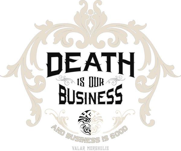 Death Business by LiquidSoulDesign