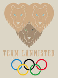 Olympic Team Lannister by LiquidSoulDesign