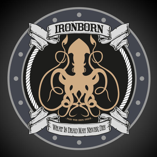 Ironborn by LiquidSoulDesign