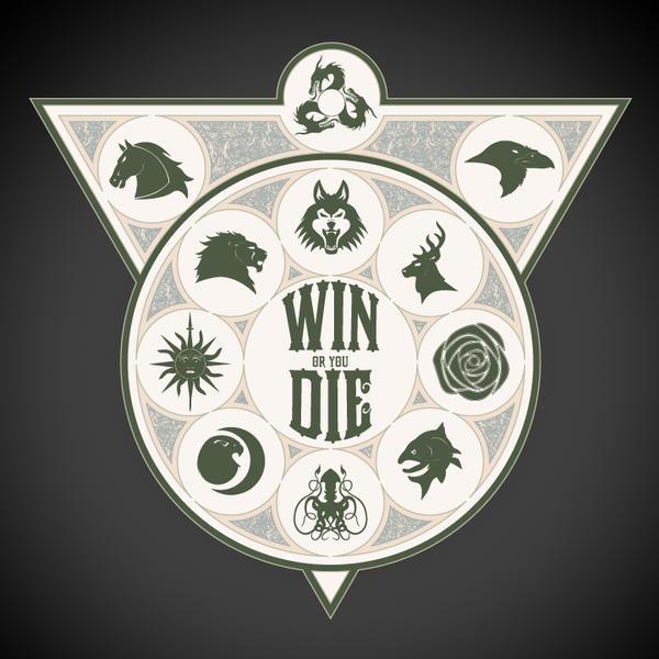 Win Or You Die by LiquidSoulDesign
