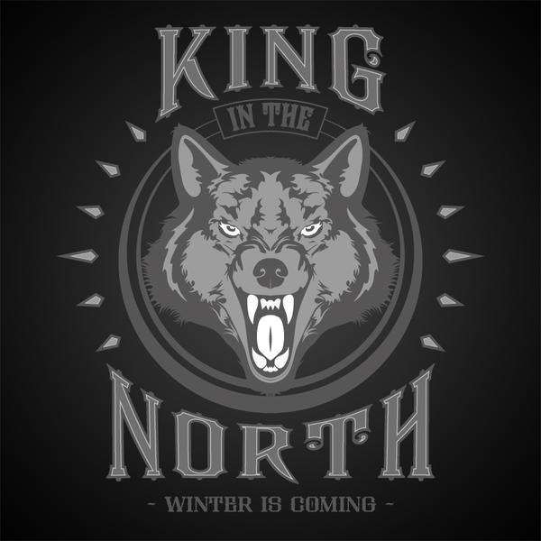 King In The North by LiquidSoulDesign