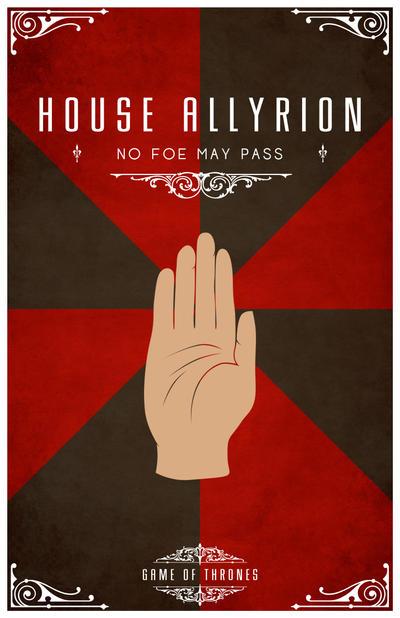 House Allyrion by LiquidSoulDesign