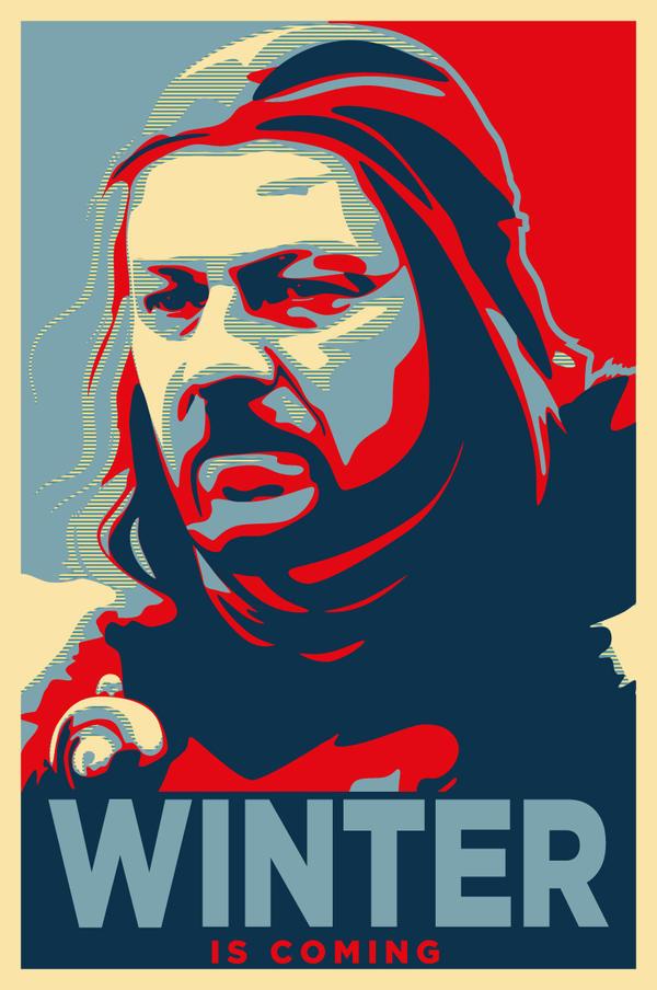 Ned Stark by LiquidSoulDesign