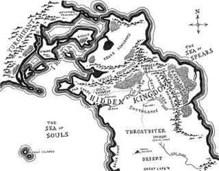 Syelleyaa (Tolkien style) by Mapsburgh