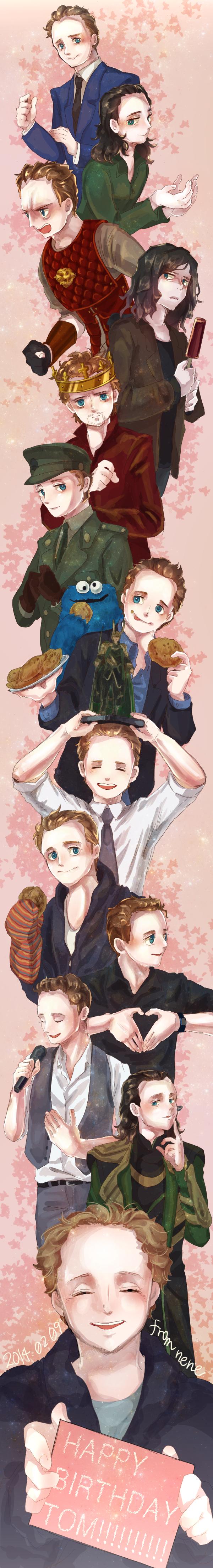 Happy Birthday,Tom! by nene-takagi
