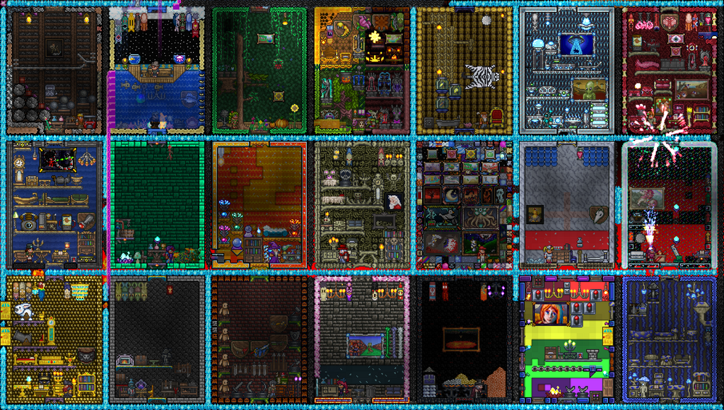 Terraria Chat Rooms