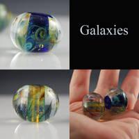 Galaxies 1 by ellyloo