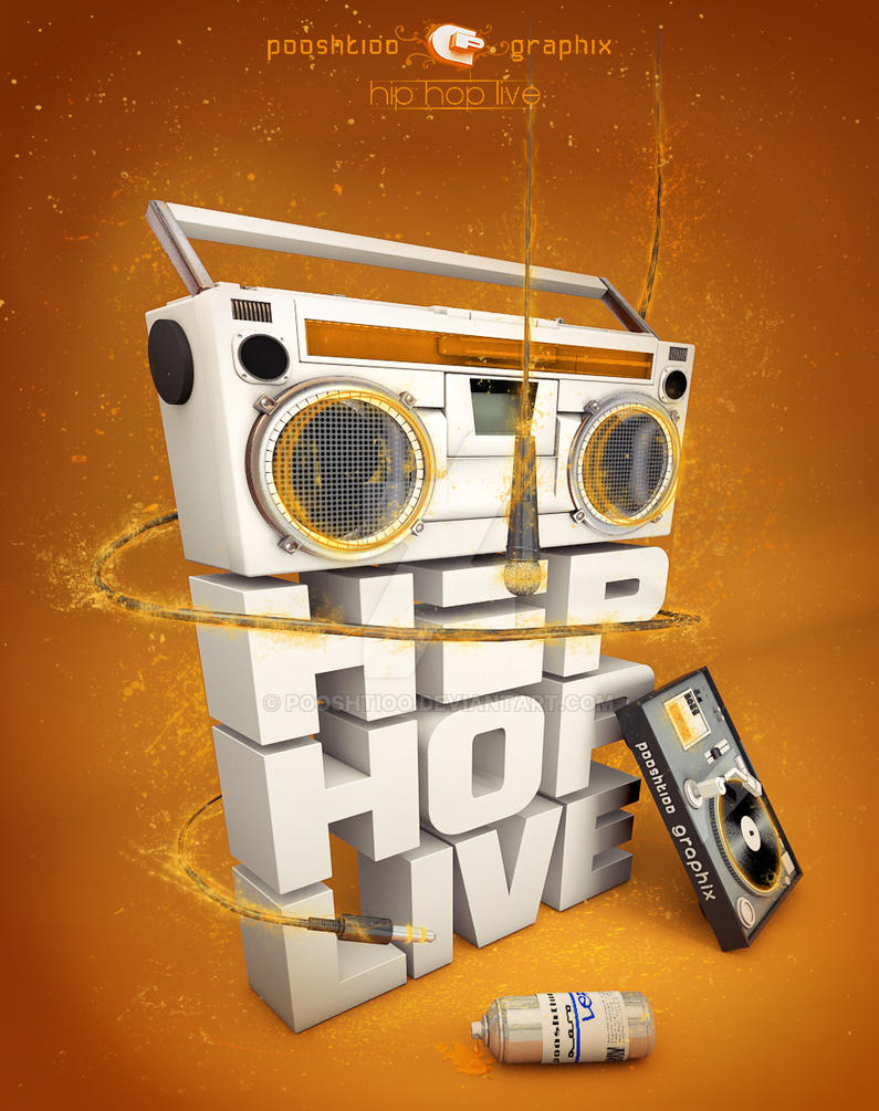 Hip Hop Live by PooshtioO