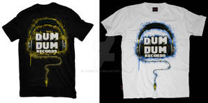 DumDum Records T-Shirts