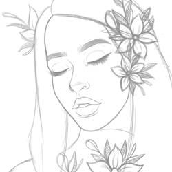 Sketch for my next piece