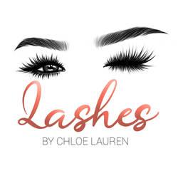 Lashes - Logo I designed