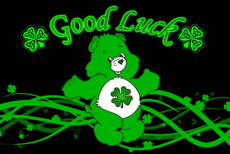 Good Luck Care Bear Good Luck Care Bear by
